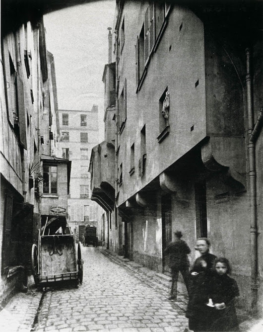 The Daily Muse: French Photographer Eugène Atget (1857 - 1927) - elusivemu.se