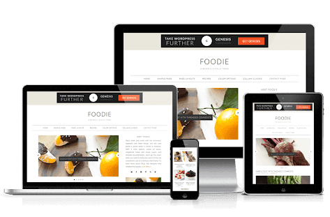 Foodie! Best WordPress Themes For Food Blogs - CyberNaira