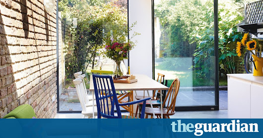 Homes: how a rodent infestation turned out to be a blessing in disguise | Life and style | The Guardian