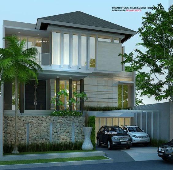 Gambar Gambar Desain Rumah Impian Desain Rumah Mesra