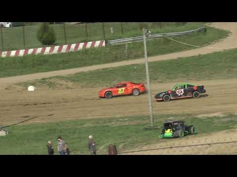 Brushcreek Motorsports Complex | 8/2/20 | Compact Consi