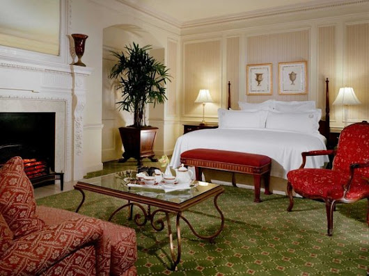 Rush to Experience A Self-Indulgent Waldorf Astoria Staycation Before it Closes