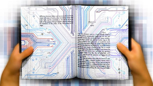 Book of the future is a choose-your-own-adventure