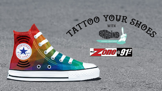 Tattoo Your Shoes