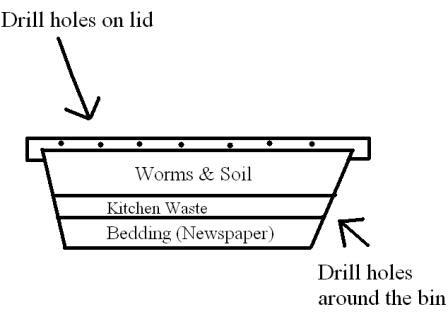 Vermiculture Earth Ethics Institute