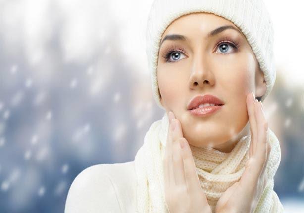 في صور ...نصائح العناية الصحيحة بالبشرة في الشتاء