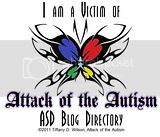 Attack of the Autism ASD Blog Directory