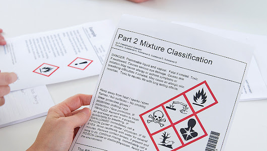 Safety Data Sheets: Ensure your Supply Chain remains compliant - Chemical Industry Journal