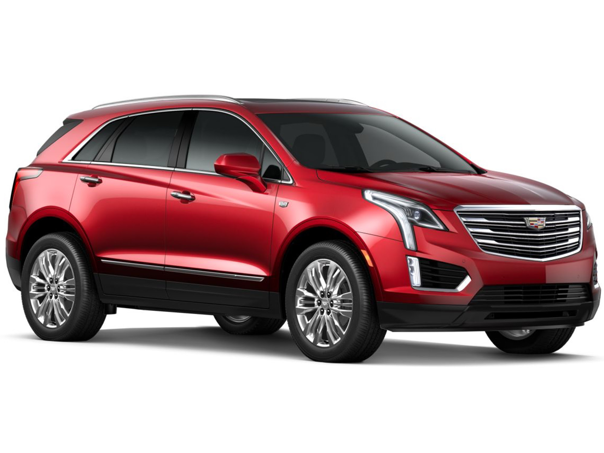 New Red Horizon Tintcoat Color For 2019 Cadillac XT5   GM ...
