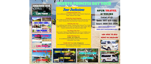 Complete PPC Package - Spur Travel and Tours