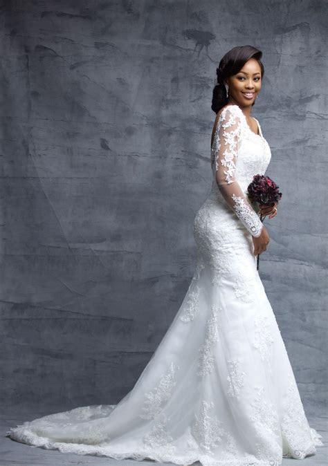 Bella Naija Wedding Gown Pictures   Wedding