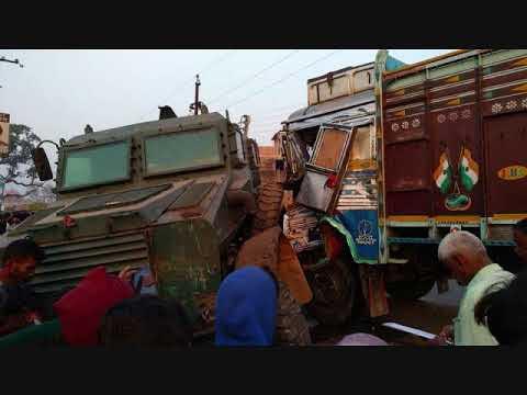 जमुई के लक्ष्मीपुर में 2 CRPF जवान की दर्दनाक मौत