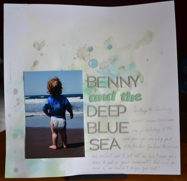 Benny and the Deep Blue Sea