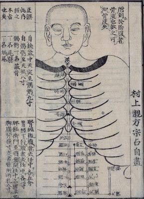 rare book torso view - Japan