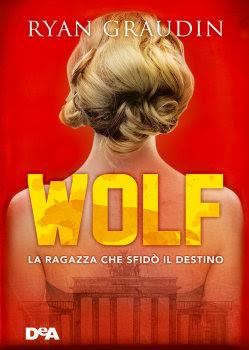 Risultati immagini per wolf copertina libro