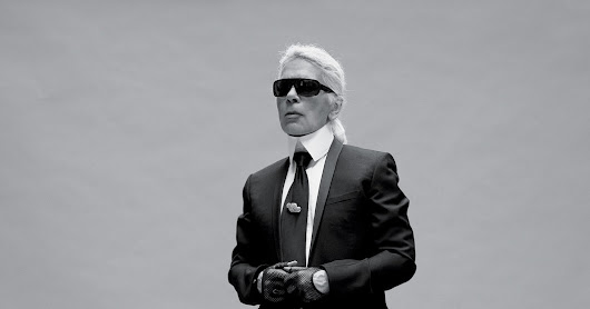 The Maddening and Brilliant Karl Lagerfeld - The New York Times