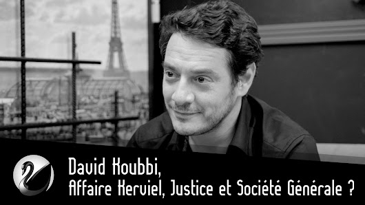 Interview de David Koubbi, avocat de Jérôme Kerviel - Korben