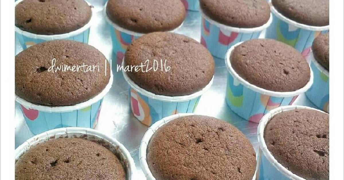 Resep Cake Berhantu Ncc: Resep Kue Lebaran: Resep Cupcake (Buttercake Dasar 2 Telur