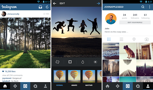 Instagram Getting Big Update, Brings Sleeker UI and Performance Boost (Updated: With Download) | Droid Life