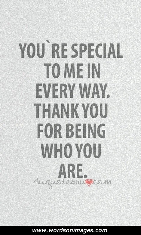 Quotes About Special Friend 35 Quotes