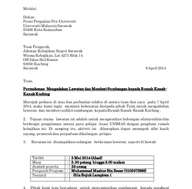 Contoh Surat Izin Poligami - Surat 0