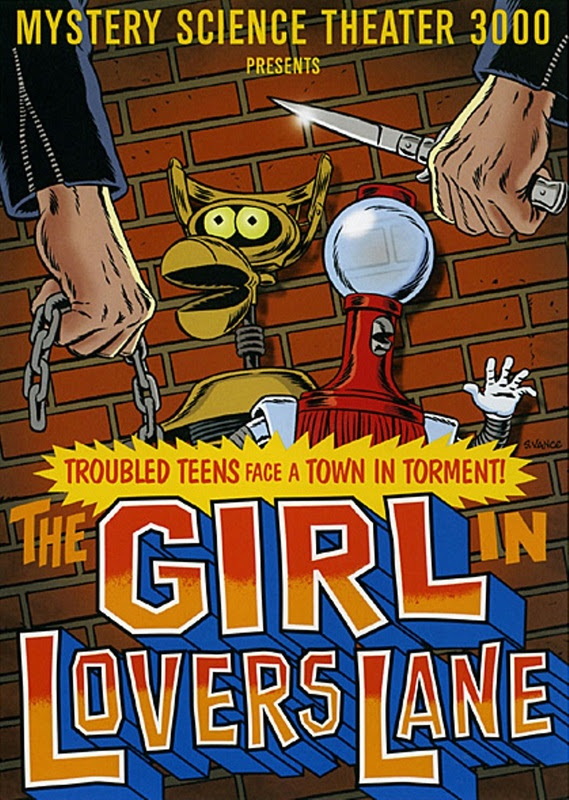 Girl in Lovers Lane Mystery Science Theater 3000 Poster