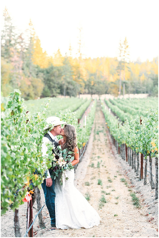 Napa Valley Ranch Style Wedding // Las Posadas Ranch and Vineyards // Weddings by Scott and Dana - Weddings by Scott and Dana | Sacramento Wedding Photography