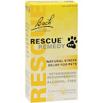 Bach Rescue Remedy For Pets, Alcohol Free - 20 ml bottle