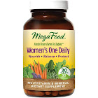 MegaFood Women's One Daily Whole Food Multivitamin & Mineral, Tablets - 30 count
