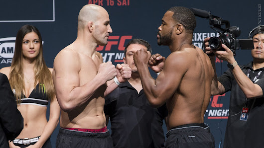UFC on FOX 19 Results: Teixeira vs. Evans