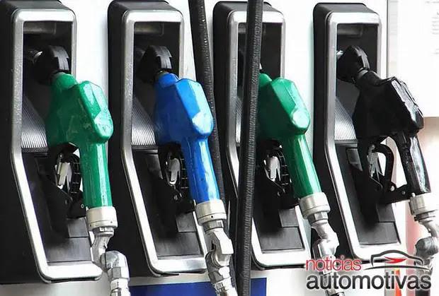 gasolina adulterada Redução de 5% de etanol na gasolina