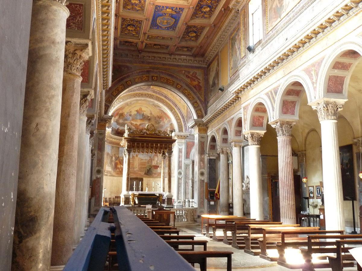 File:San Nicola in Carcere - Roma - Interior3.JPG