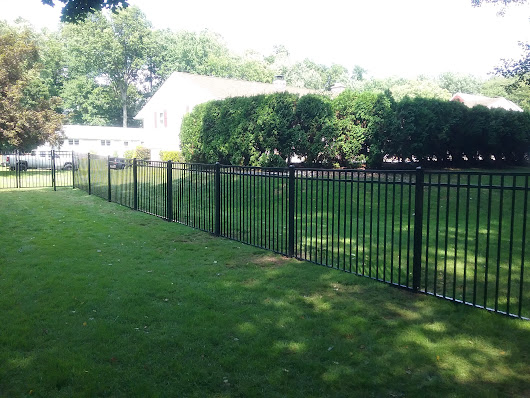 Installing a Fence for Safety and Appearance - Fence It In