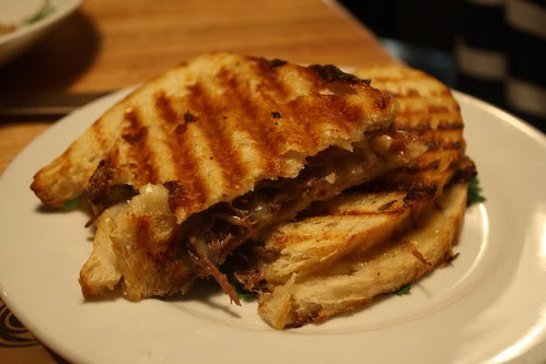 Short Rib Grilled Cheese 1/31/11