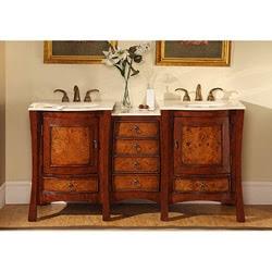 Size Double Bathroom Vanities   Overstock.com: Buy Bathroom