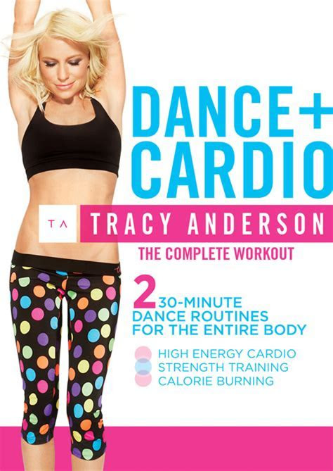 Tracy Anderson Dance   Cardio