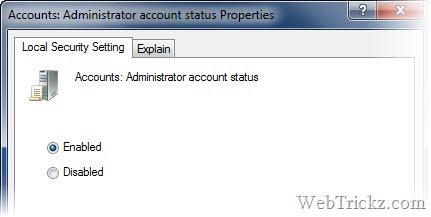 properties window_2