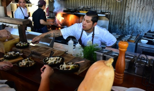 Life-Uncorked! Valle de Guadalupe Offers Enticing Cuisine |