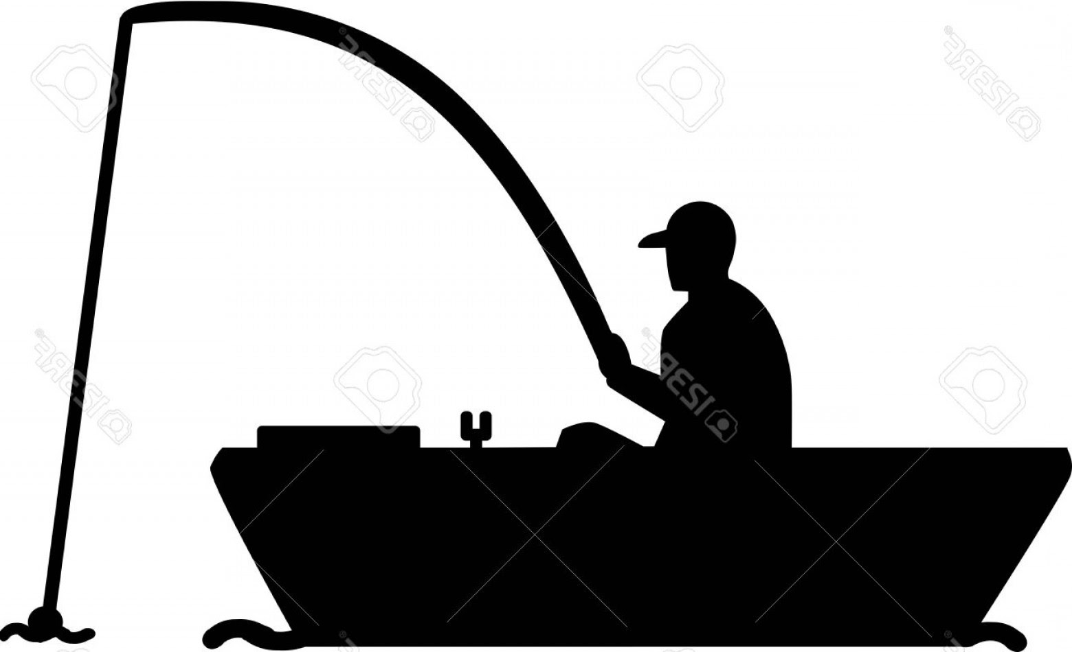 Download 2225 Free Man Fishing Svg Svg Png Eps Amp Dxf File Include
