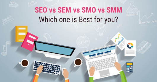 What Is The Difference Between SEO, SMM and SEM? – Curtis Tredway – Medium