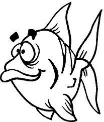 Immagini da colorare di pesci il miglior web for Disegni di pesci da stampare