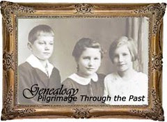 Genealogy: Pilgrimage Through the Past