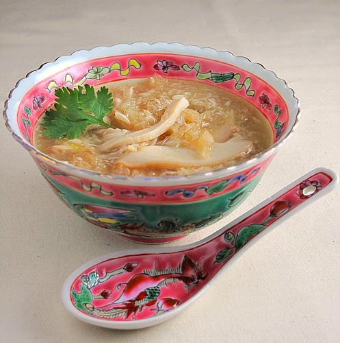Fish Maw Soup 3