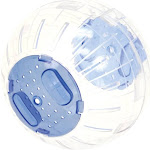 Ware Manufacturing 03261 Roll-n-around Small Pet Rolling Ball Toy, Medium