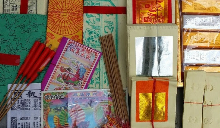 How To Buy And Burn Joss Paper A Complete Guide Chinese American