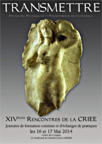 Programme de la XIVème édition de LA CRIEE
