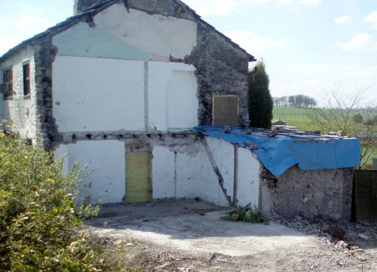 Man facing jail after demolishing 200-year-old listed cottage