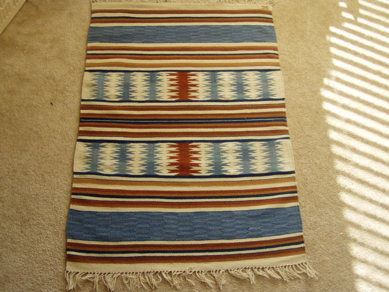 Chimayo  New Mexico Weavings