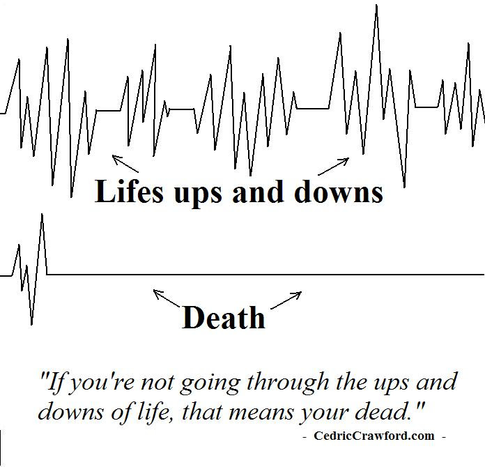 Lifes Ups And Downs Motivational Speaker Author Entrepreneur