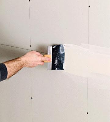 How Drywall Repair How To Repair Uneven Drywall Seams